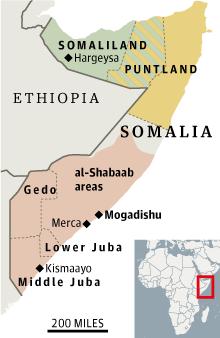 Somalia Shabaab