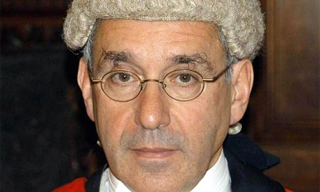 Lord Justice Moses