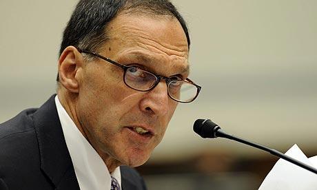 Richard Fuld, Lehman Brothers