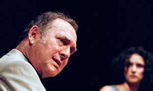 Pinter in One for the Road