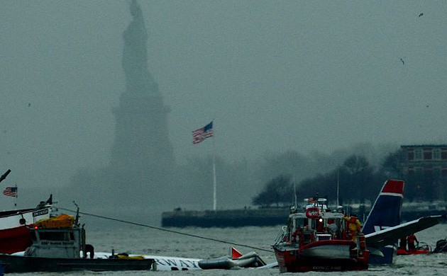 US Airways, crash, Hudson River