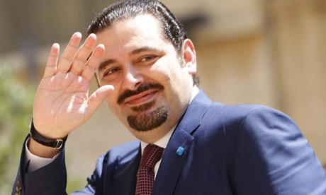 Saad Hariri, Lebanon's prime minister-designate, has resigned.