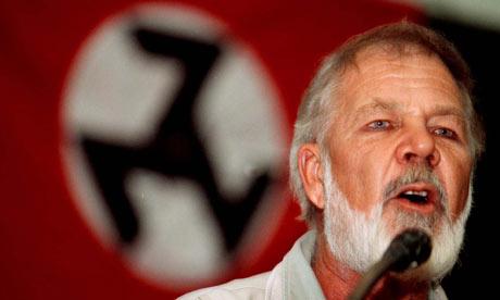 Murdered S.A.leading bigot...Eugene TereBlanche