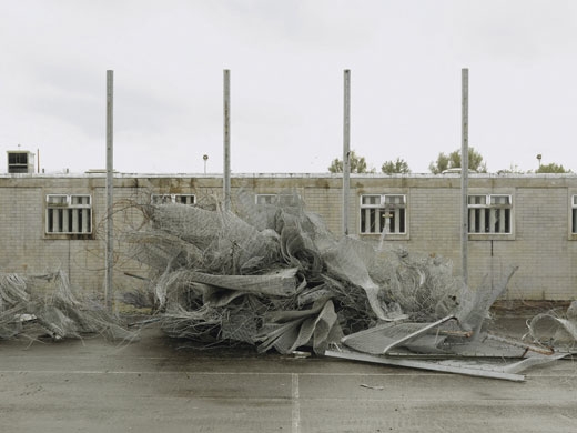 Deutsche Borse: GB, Northern Ireland. Deconstruction of the Maze prison (2009)