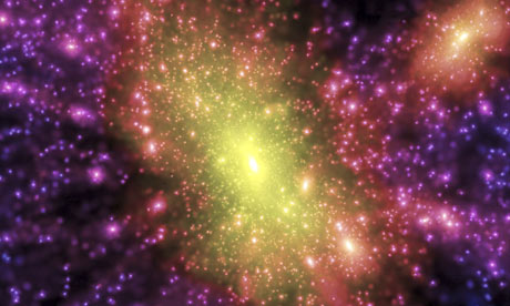 The Dark Matter