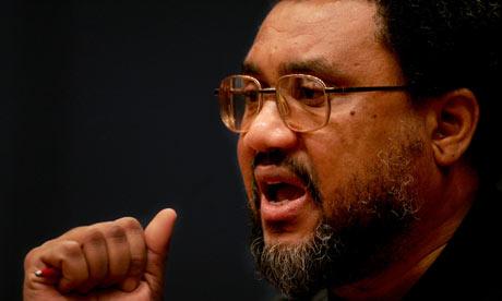 Daud Abdullah, a Muslim Council of Britain member