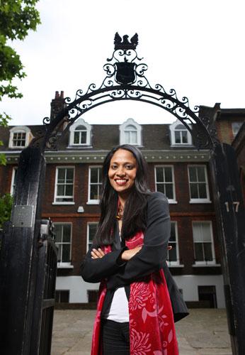 Muslim women: Rushanara Ali