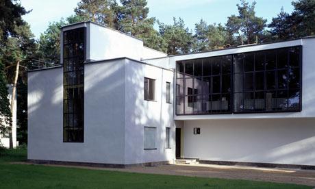 Germany Meisterhaus in Dessau, Germany