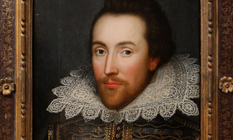 Newly Identified portrait of William Shakespeare