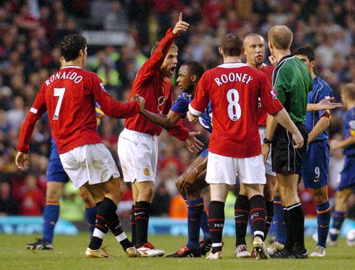 Arsenal v Manchester United in the Wenger-Ferguson years ...