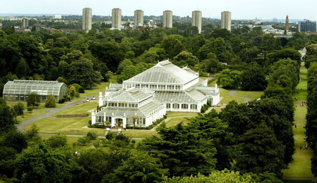 2003: A view of Kew.  Photograph: Kieran Doherty/Reuters