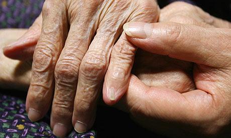 ageing pensioner older