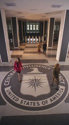 CIA officers in Virginia