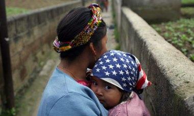 People in Guatemaala