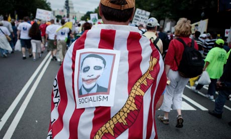 Common ground … 47% of the Tea Party movement in the US are also part of the religious right.