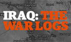 Iraq war logs graphic