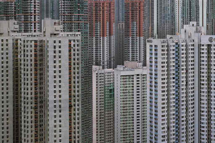 Prix Pictet: Michael Wolf  Hong Kong from the series Architecture of Density
