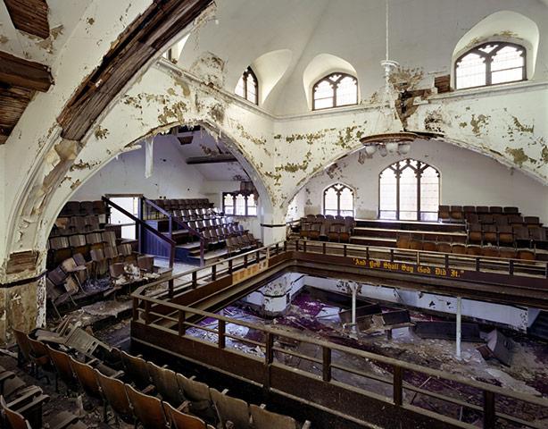 Ruins of Detroit: East Methodist Church