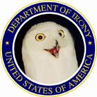 Department of Irony