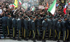 31st anniversary of the 1979 Islamic revolution in Tehran, Iran