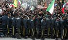 31st anniversary of the 1979 Islamic revolution in Tehran, Iran