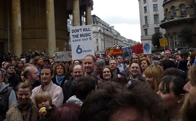 BBC6 Demonstration