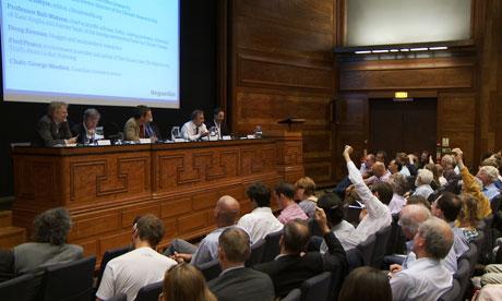 Guardian 'Climategate' debate