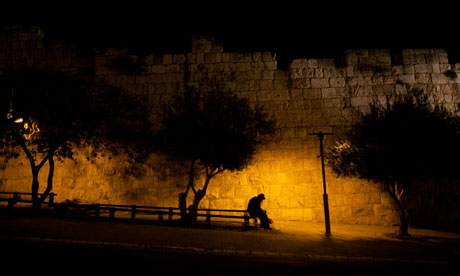 Jerusalem's old city walls