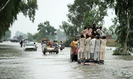 Pakistani flood