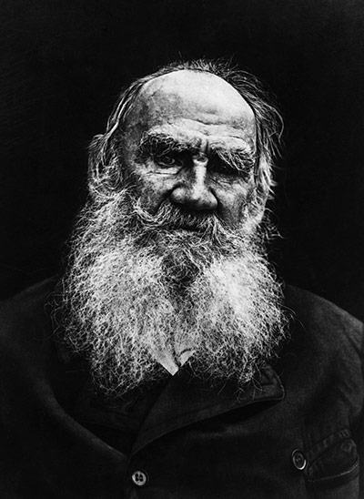 Literary last words: Count Leo Nikolayevich Tolstoy (1828 - 1910)