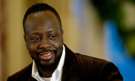 Wyclef Jean stands for Haiti president