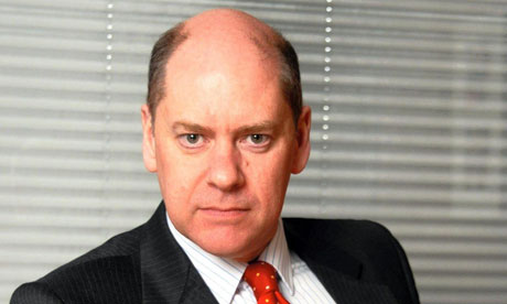 MI5 chief Jonathan Evans