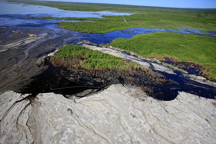 Tarnished Earth: Tar Sands Alberta, Canada