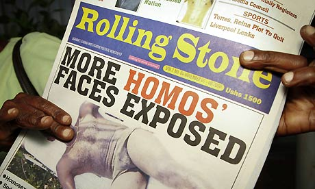 David Kato was murdered weeks after winning a court case against the Ugandan newspaper Rolling Stone