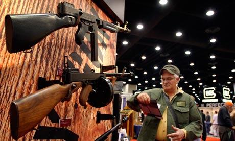 NRA, guns, Kentucky