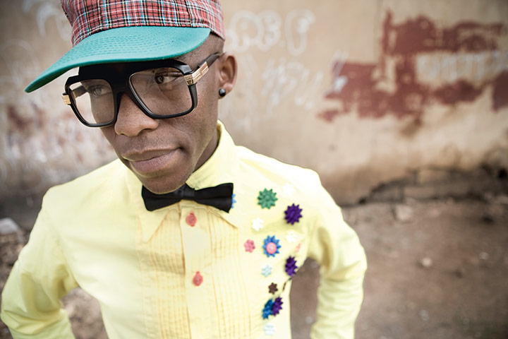 South African fashion: South African Fashion Thabo from the Smarteez