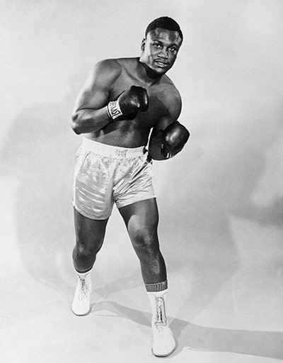 Joe Frazier: Joe Frazier in 1968