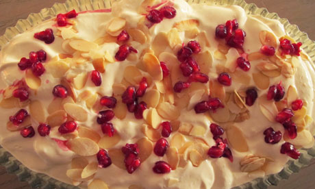 Felicity's perfect trifle