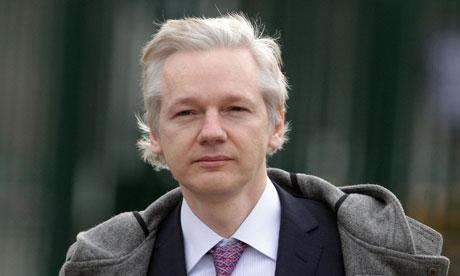 """Julian Assange """"Wikileaks"""""""