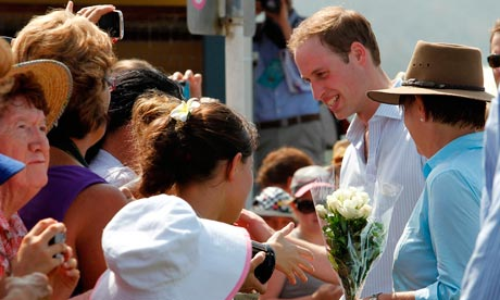 Prince William in Queensland
