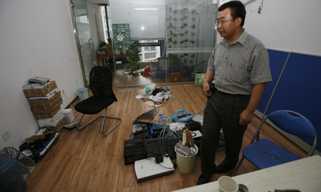 Jiang Tianyong 17/7/2009