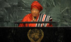 Ellen Johnson Sirleaf