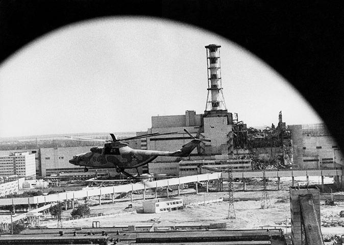 Igor Kostin: Chernobyl - The Aftermath