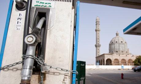 Libya petrol crisi