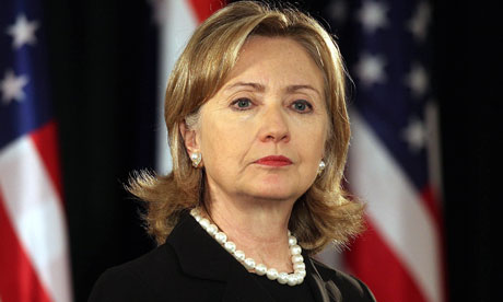 Hillary Clinton reported to have met with Mohammad Reza Madhi