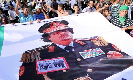 Libya demonstration