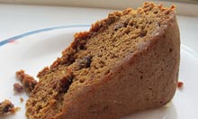 Constance Spry recipe ginger cake