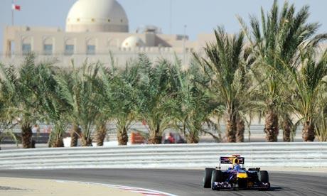 Gran Prix Bahrain 2012