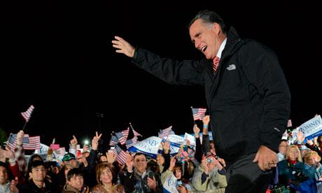 Mitt Romney in Canton, Ohio