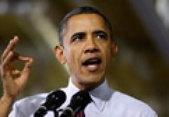 Barack Obama in Michigan